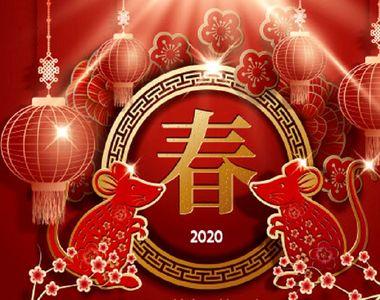 Anul Nou Chinezesc 2020 începe pe 25 ianuarie! Cele mai privilegiate zodii