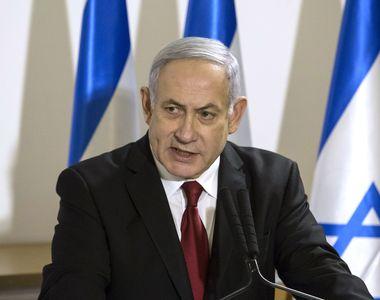 """Netanyahu îndeamnă la acţiune împotriva """"tiranilor de la Teheran"""" pentru a se evita..."""