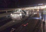 Grav accident pe Valea Oltuliui. O tânără de 31 de ani și-a pierdut viața