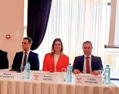 Partidul ADER şi-a lansat candidatul la Primăria Capitalei, Bogdan Stanoevici