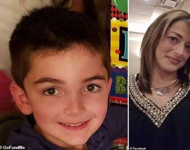 Un copil de 8 ani a sfârșit tragic după ce tatăl său l-a închis în garaj  timp ce el se...