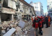 VIDEO | Cum s-a văzut cutremurul din Turcia, în direct la TV