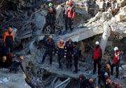 Bilanţul victimelor cutremurului din Turcia creşte din oră în oră