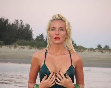 A apărut clipul filmat pe Dunăre de Anca Pop, cântăreața care a murit înecată în fluviu...
