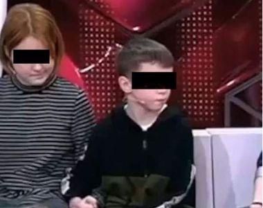 """Însărcinată la 13 ani cu un băiețel de 10 ani:""""A fost ideea lui"""""""