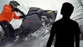 VIDEO | Cursă mortală cu snowmobilul furat