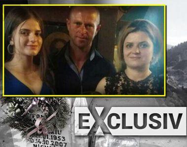 Ce a apărut la mormântul Alexandrei Măceșanu? Tatăl fetei a adus fotografia mamei lui,...
