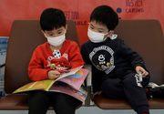 Coronavirusul crează PANICĂ și în România. Ce au pățit doi copii chinezi când s-au dus la școală? Este de neimaginat!