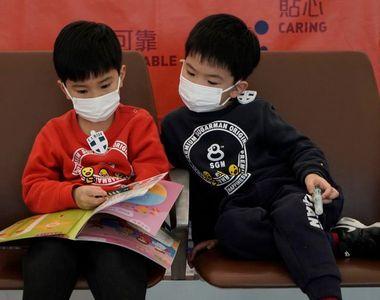 Coronavirusul crează PANICĂ și în România. Ce au pățit doi copii chinezi când s-au dus...