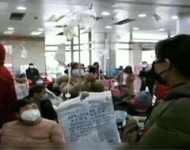Coronavirus China. Noi măsuri anunțate de autoritățile de la Beijing