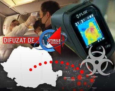 VIDEO   Virusul ucigaș ar putea fi deja în România. Următoarele zile sunt critice