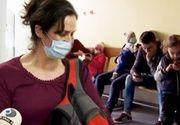 VIDEO | Terifiați de gripă. Românii iau cu asalt camerele de gardă ale spitalelor