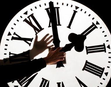 Când se schimbă ora în 2020? Ora 03:00 va deveni ora 04:00