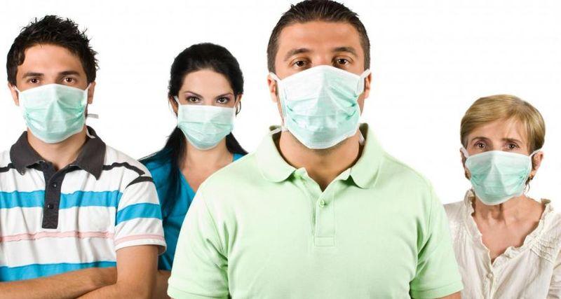 Masca de protectie gripa - Masca împotriva racelii - Masca medicala gripa