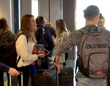 VIDEO | Tot mai mulți români se întorc din zonele lovite de coronavirus. Ce se întâmplă...