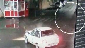 VIDEO | Fetiță de opt ani, moartă într-un accident provocat de mama ei. Totul a fost filmat