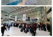 Baschetbaliştii de la Tsmoki Minsk, blocaţi 3 ore în avionul Varşovia - Cluj, pentru preluarea unei femei cu suspiciune de coronavirus