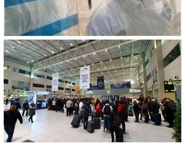 Baschetbaliştii de la Tsmoki Minsk, blocaţi 3 ore în avionul Varşovia - Cluj, pentru...