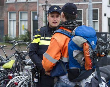 Motivul șocant pentru care un român a fost arestat în Amsterdam. Polițiștii au înlemnit...