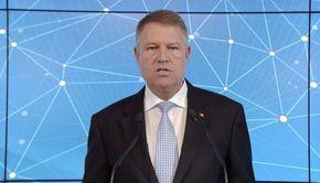 Klaus Iohannis: Vom ajunge o Românie educată printr-un plan pe termen lung
