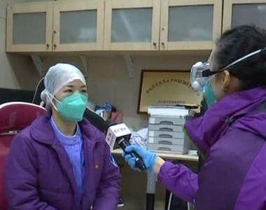 VIDEO | Coronavirusul face noi victime în China. Mărturii din interiorul spitalului din...