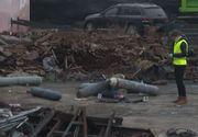 VIDEO | Bărbat ucis de explozia unui poiectil. Reacția  autorităților locale