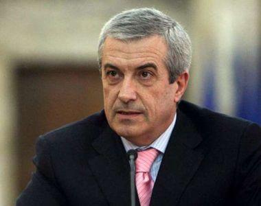 Călin Popescu Tăriceanu, la Parchetul General, într-un dosar în care este suspectat de...