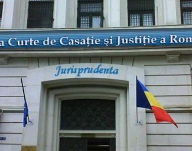 ICCJ sesizează Curtea Constituţională în legătură cu legea de eliminare a pensiilor...