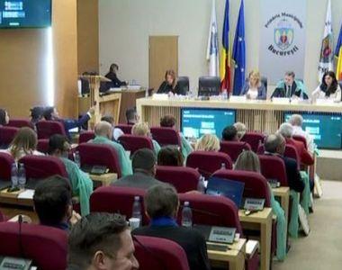 VIDEO | Ședință tensioantă, pe tema gripei, la Primăria Capitalei. Au fost schimburi...
