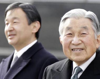 Împăratul emerit al Japoniei Akihito se simte rău şi îşi pierde o scurtă perioadă de...