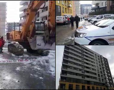 VIDEO | Imagini de la locul tragediei din Brașov. Au murit pe loc