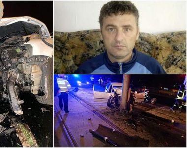 Agentul Florin Gogonea s-a stins din viață în urma accidentului pe care l-a suferit de...
