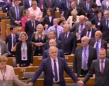 Momente emoționante la divorțul dintre Marea Britanie și Uniunea Europeană
