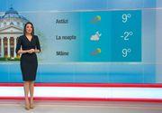 VIDEO | Vremea rămâne instabilă. Ce se întâmplă la munte