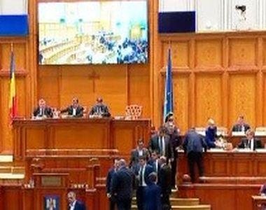 VIDEO | Guvernul Orban, în pericol! Moțiunea de cenzură trece dacă PSD se înțelege cu...