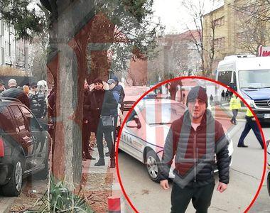 Liderul temutului clan Corduneanu din Iași, Costel, s-a predat la secția de poliție