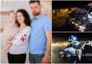 Cătălin și fetița lui de doi ani se zbat între viață și moarte în urma tragicului accident de la Spătaru
