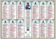 Calendar ortodox februarie 2020: Pe ce dată este Întâmpinarea Domnului?
