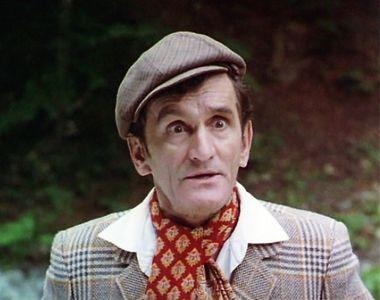 Actorul uriaș care n-a avut loc pe Aleea Artiștilor din Cimitirul Bellu! Nimeni nu-i...