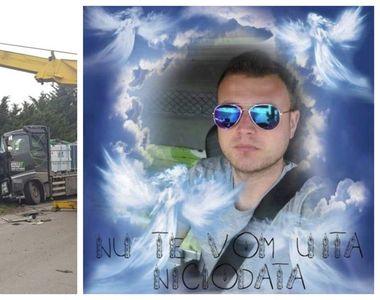 Un șofer român, care urma să devină tată de gemeni, a murit într-un accident groaznic