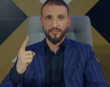 Omul de afaceri Ştefan Mandachi anunţă că le oferă loc de muncă celor doi cetăţeni din...