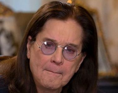 Ozzy Osbourne, declarații cutremurătoare. Nu crede că mai are mult de trăit
