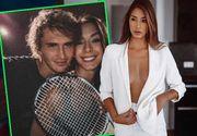 O româncă este secretul din spatele succesului vedetei tenisului mondial! Cu cine se iubește Alexander Zverev