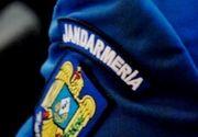 Parchetul Militar Cluj a fost sesizat în cazul jandarmului care a lovit cu piciorul şi a înjurat un bărbat