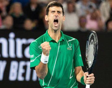Novak Djokovici a câştigat Australian Open pentru a opta oară şi va fi din nou numărul...