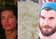 """Bătaie pe o lingură de orez la Survivor România. Andi Răboinicul de la """"Survivor"""": """"E mai bine să iasă Elena!"""""""