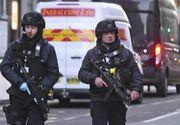 Posibil atentat terorist la Londra: Mai multe persoane au fost înjunghiate