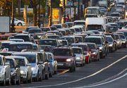București, pe locul 4 în Europa în privința congestiei în trafic! Capitala României e mai aglomerată ca New York sau Rio de Janeiro! Coșmarul de pe străzi, în cifre!