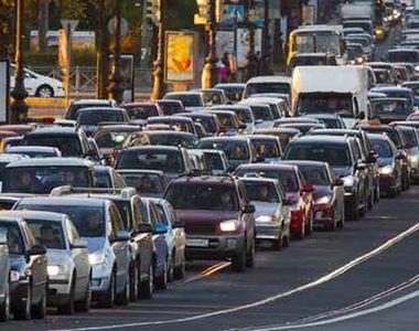 București, pe locul 4 în Europa în privința congestiei în trafic! Capitala României e...