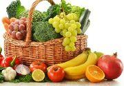 VIDEO | Zeci de pesticide în legumele și fructele pe care le cumpărăm